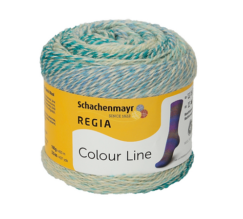 Regia Colour Line by Shachenmayr