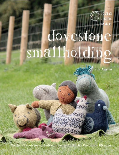Dovestone Smallholding by Ella Austin