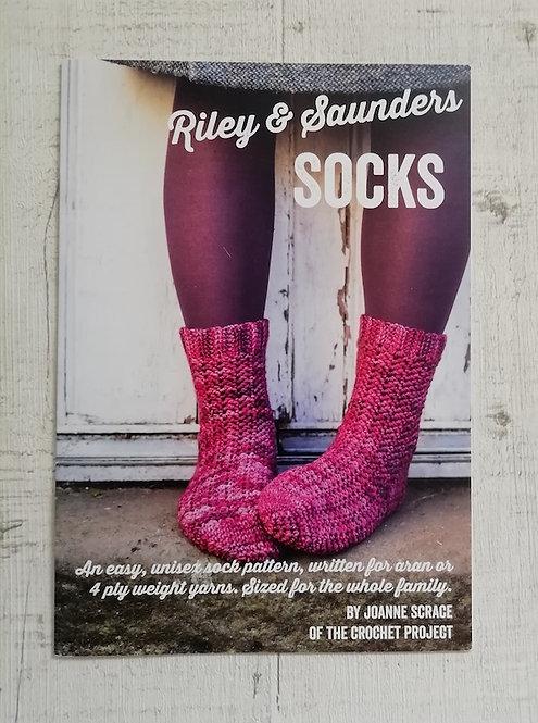 Riley & Saunders Socks