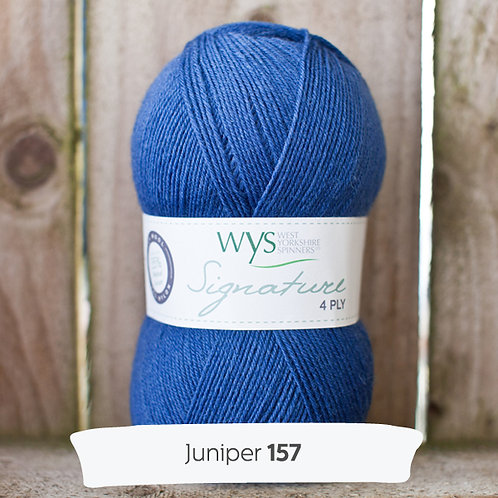 Signature 4ply Colours by West Yorkshire Spinners