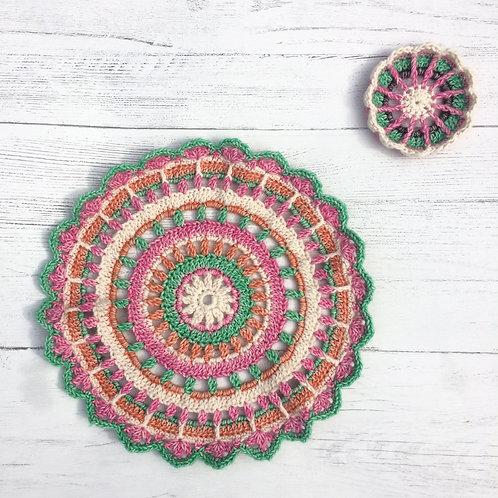 Crochet Mandalas with Fiona Meade