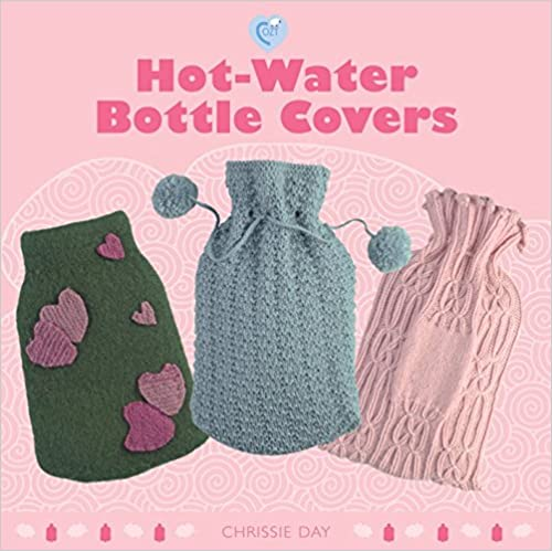 Knitting Book of Hot Water Bottle Covers