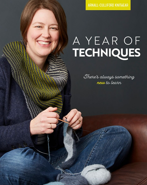 A Year of Techniques by Arnall-Culliford Knitwear