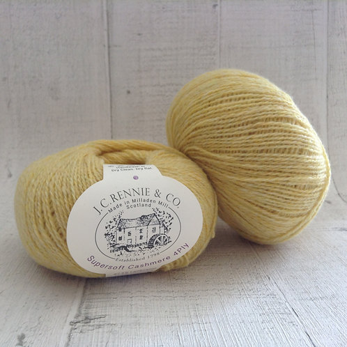 Supersoft Cashmere 4ply by J.C. Rennie & Co.
