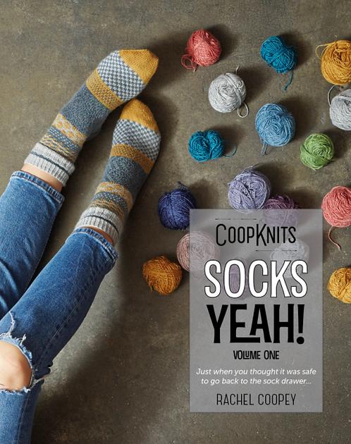Socks Yeah! Volume 1 by Rachel Coopey