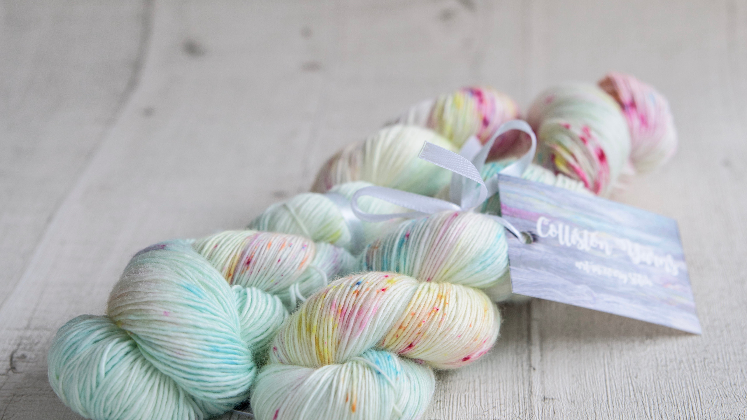 Lido - The Stonehaven Collection by Colliston Yarns