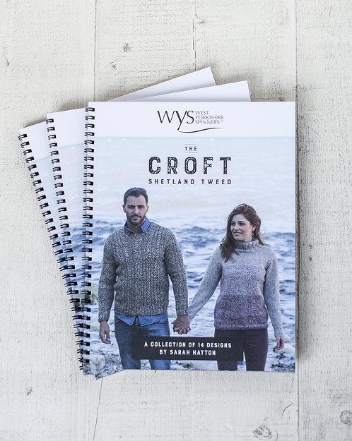 The Croft Shetland Tweed by Sarah Hatton