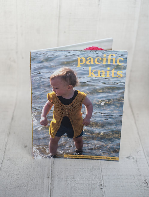 Pacific Knits by TinCan Knits
