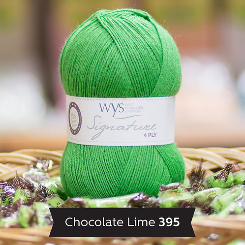 395 Chocolate Lime