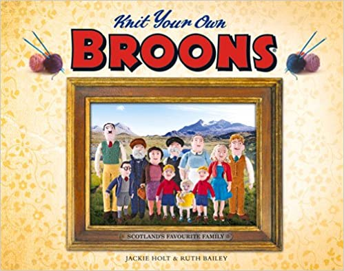 Knit Your Own Broons (Signed Copy) Hardback