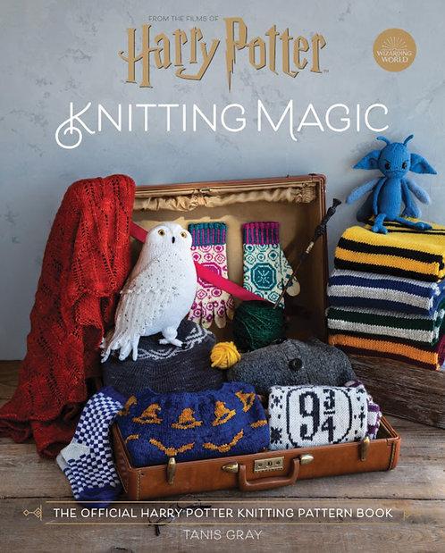 Harry Potter Knitting Magic