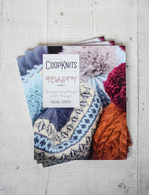 Coop Knits-Toasty Volume1