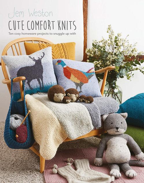 Cute Comfort Knits by Jem Weston