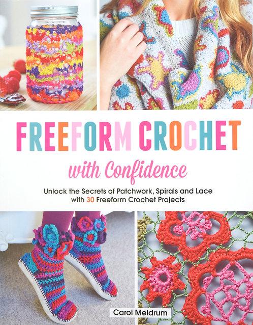 Freeform Crochet by Carol Meldrum