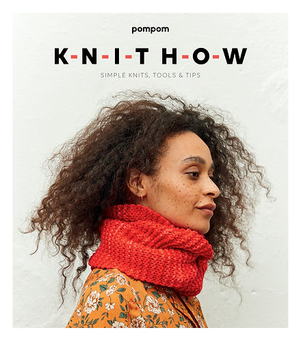 K-N-I-T-H-O-W by Pom Pom Press