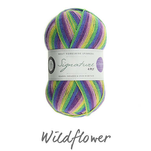 Winwick Mum Collection by West Yorkshire Spinners