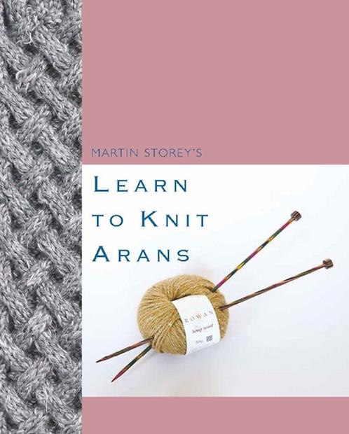 Learn to Knit Arans