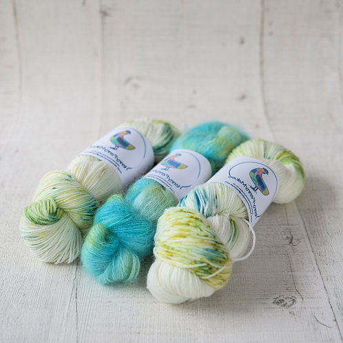 HennyPennyMakes 4ply & Lace