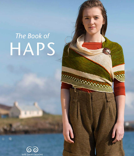 The Bookof Haps by Kate Davies