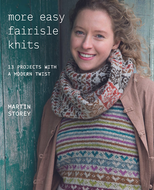 more easy Fair Isle Knits