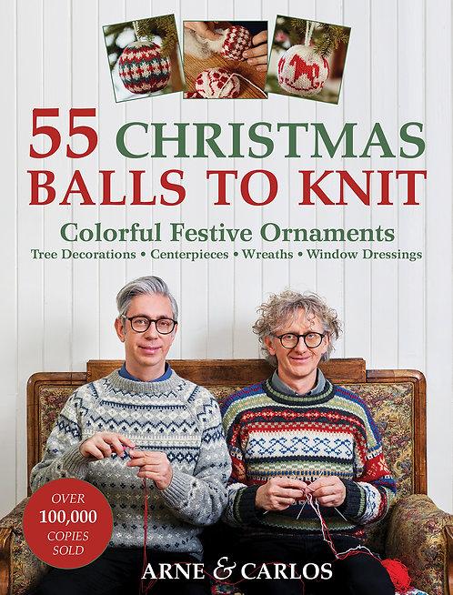 55 Christmas Ball to Knit