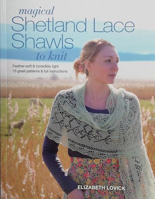 Shetland Lace Shawls by Elizabeth Lovick