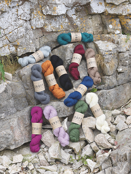The Croft Shetland Colours by West Yorkshire Spinners