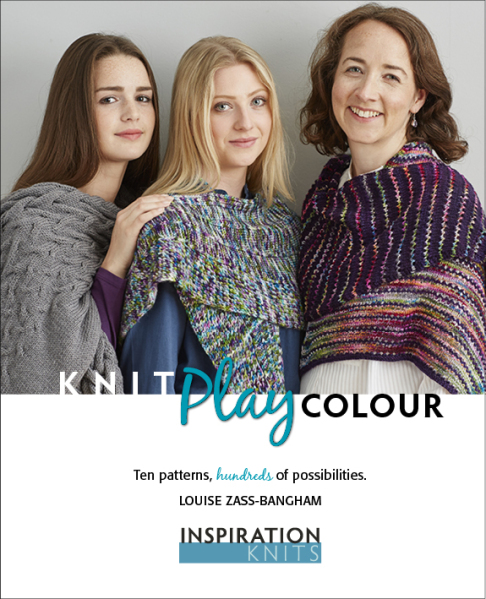 Knit Play Colour by Louise Zass-Bangham