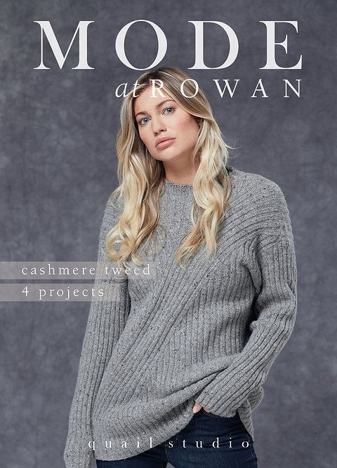 Mode at Rowan - Cashmere Tweed