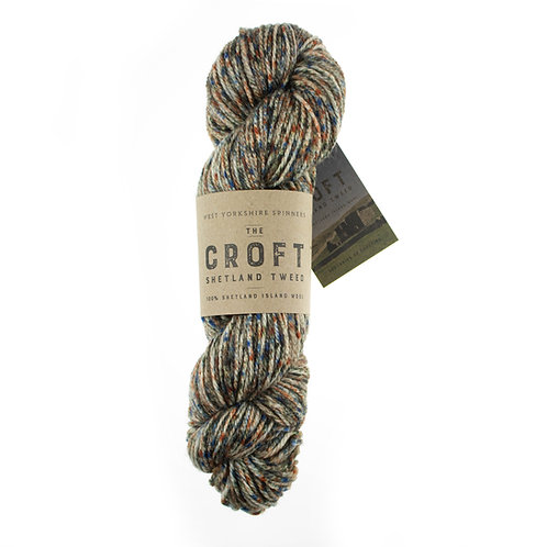 The Croft Shetland Tweed by West Yorkshire Spinners