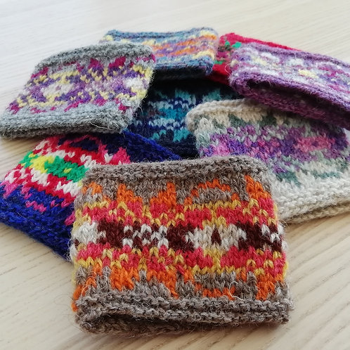 Colour Confidence in Fair Isle Knitting with Ragnhild