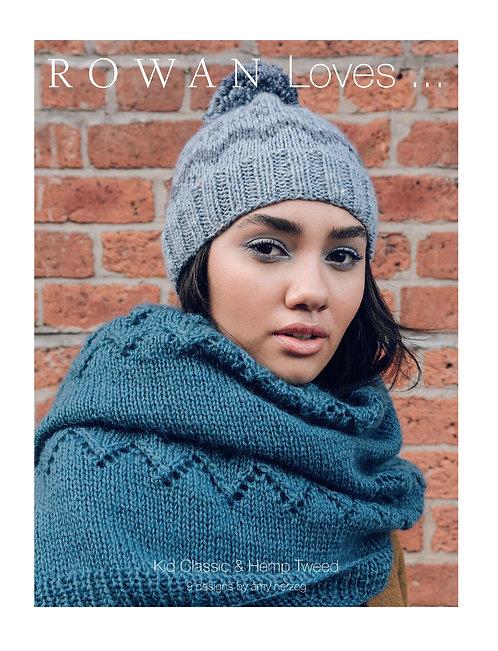 Rowan Loves... Kid Classic & Hemp Tweed