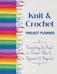 Knit & Crochet Project Planner