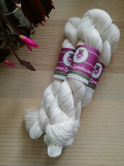 Kinross Baby 2ply by Wee County Yarns