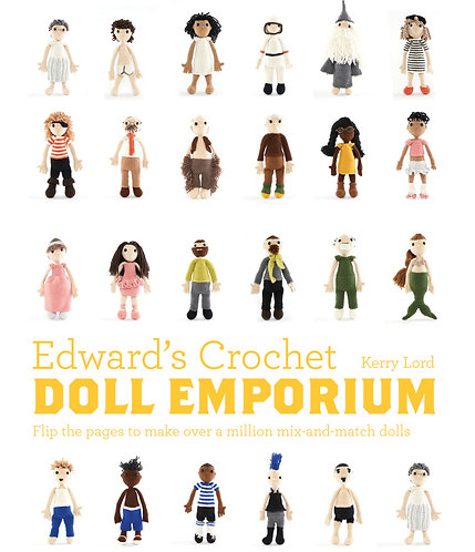 Edward's Crochet Doll Emporium by Kerry Lord (Hardcover)