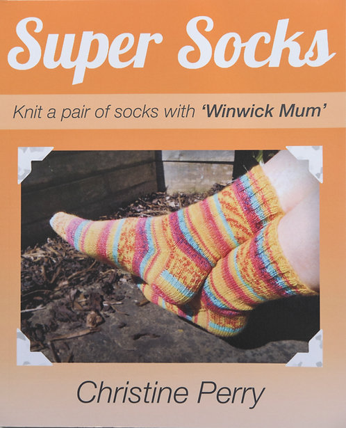 Super Socks with Winwick Mum