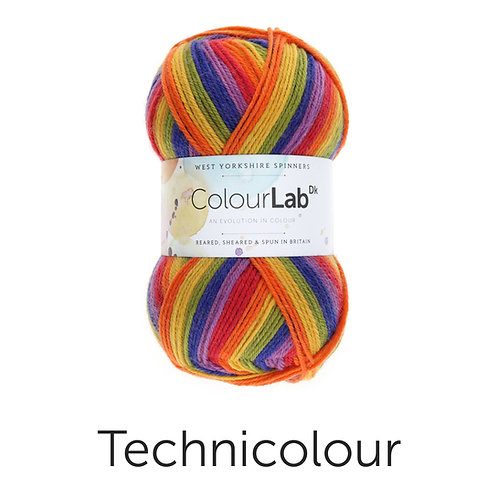 ColourLab by West Yorkshire Spinners