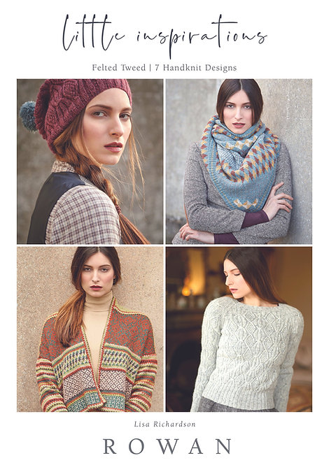 Little Inspirations | Felted Tweed