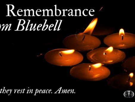 Remembrance Service 2020