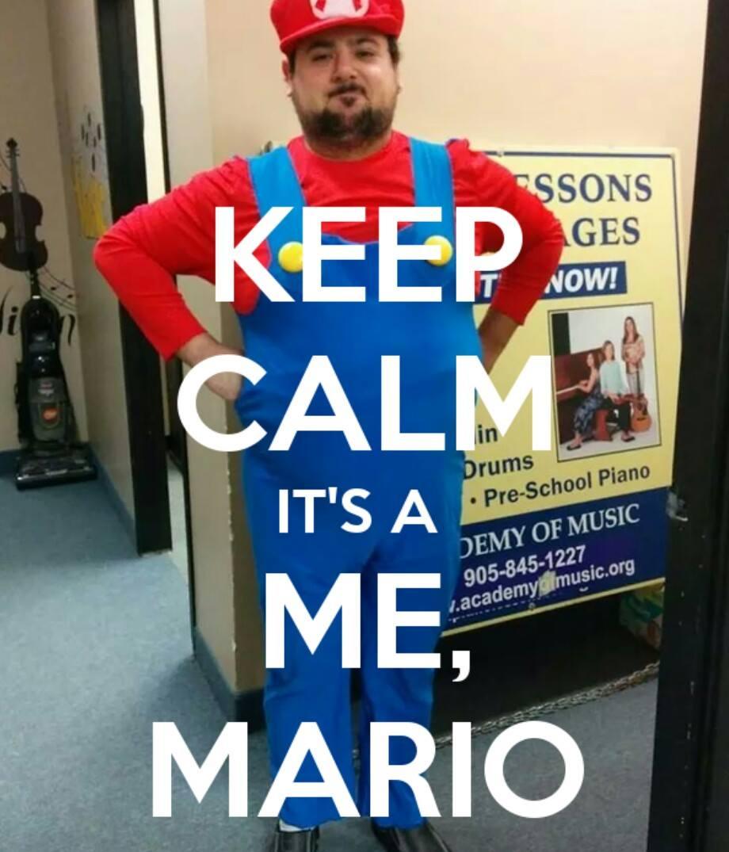 Tom - Mario