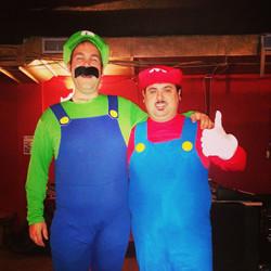 Tom & Wilson - Mario & Luigi