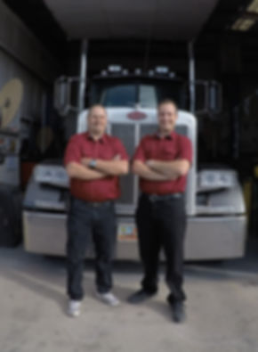 Quinn Hatch and Jordan Hatch have teamed up to offer a dynmic alignment service.