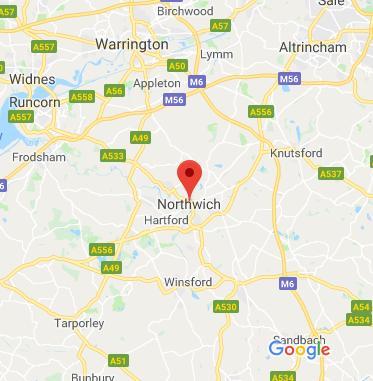 Northwich, England