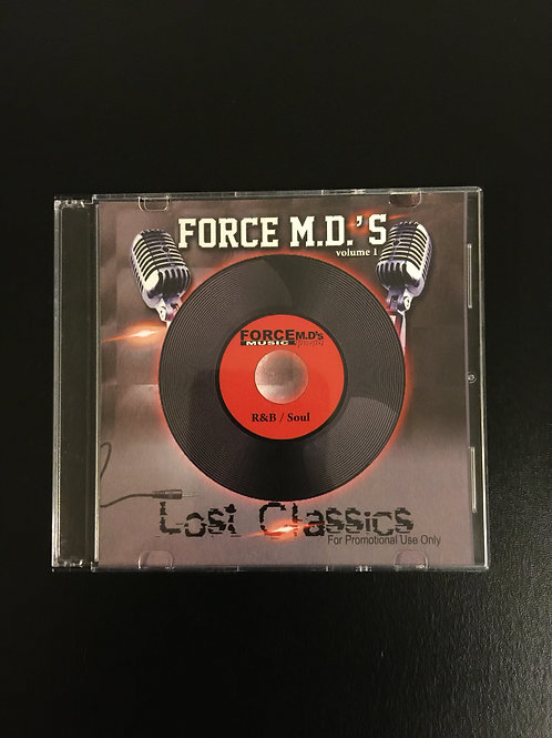 "Force MD's "" Lost Classics Volume 1"""