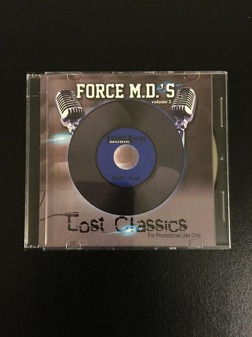"Force MD's ""Lost Classics Volume 2"""