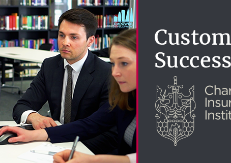 Customer Success Stories: Simulation-based learning with the CII