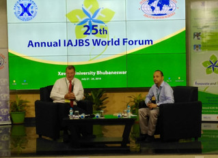 Panel Discussion on Impact of Technologies in International Conference