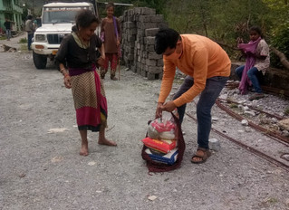 COVID Relief Programme