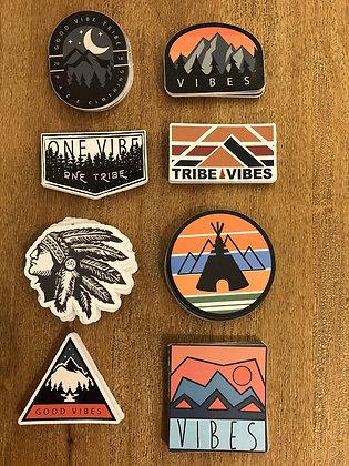 8 Sticker Pack