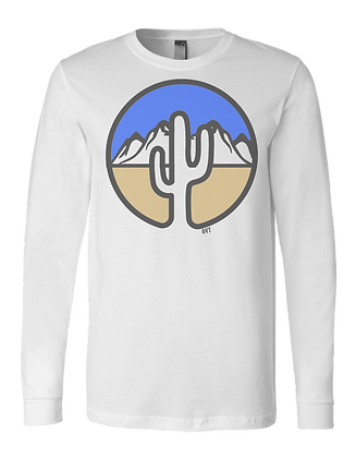 Cactus Vibes Long Sleeve